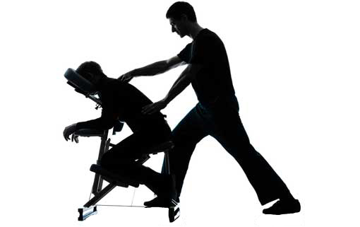Massage Silhuoette - Man
